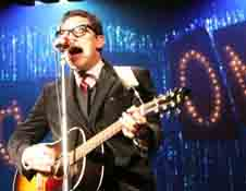 Buddy Holly Tribute at Poncan Theater