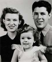Stanley Dunham and his family in Ponca City, Oklahoma