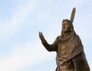 Standing Bear was a Ponca Native American chief who successfully argued in U.S. District Court in 1879 that Native Americans are